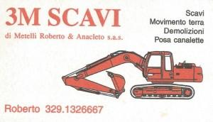 20 3M SCAVI