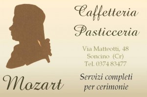 52 Caffetteria Mozart Soncino