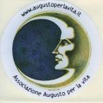 Logo augusto per la vita