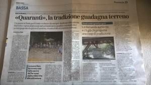 Bresciaoggi 14 08 2016