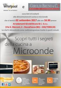 Invito Microonde 2017