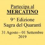 Immagine MERCATINO quarantì 2019